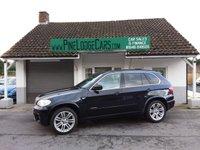 2011 BMW X5 3.0TD auto 2010 xDrive40d M Sport £14995.00