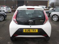 USED 2016 16 TOYOTA AYGO 1.0 VVT-I X-PLAY 5d 69 BHP FREE ROAD TAX - BLUETOOTH INTERFACE
