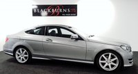 2011 MERCEDES-BENZ C CLASS 2.1 C220 CDI BLUEEFFICIENCY AMG SPORT ED125 2d AUTO 170 BHP £10450.00