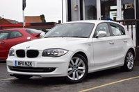 2011 BMW 1 SERIES 2.0 116D SPORT 5d 114 BHP £6995.00