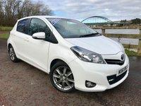 2011 TOYOTA YARIS 1.3 VVT-I SR 5d 98 BHP £5990.00