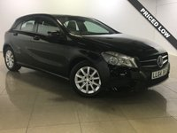 USED 2014 64 MERCEDES-BENZ A CLASS 1.5 A180 CDI BLUEEFFICIENCY SE 5d AUTO 109 BHP 1 Owner/Bluetooth