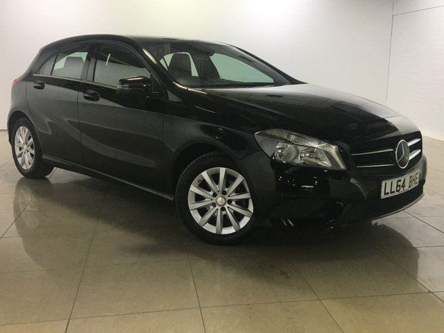 View our 2014 64 MERCEDES-BENZ A CLASS 1.5 A180 CDI BLUEEFFICIENCY SE 5d AUTO 109 BHP