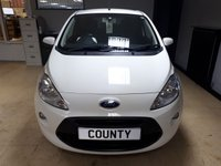 USED 2010 10 FORD KA 1.2 ZETEC 3d 69 BHP * TWO OWNERS * LOW MILEAGE *