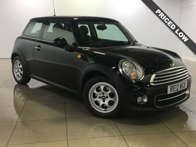 View our 2012 12 MINI HATCH COOPER 2.0 COOPER D 3d AUTO 110 BHP