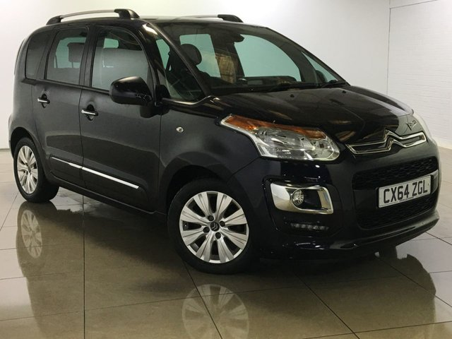 View our 2014 64 CITROEN C3 PICASSO 1.6 PICASSO EXCLUSIVE HDI 5d 91 BHP