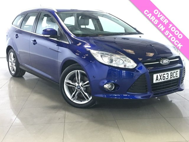 View our 2014 63 FORD FOCUS 2.0 TITANIUM X TDCI 5d 161 BHP