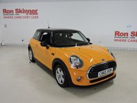 USED 2016 02 MINI HATCH COOPER 1.5 COOPER 3d 134 BHP