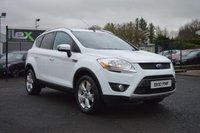 2010 FORD KUGA 2.0 TITANIUM TDCI AWD 5d 134 BHP 4 WHEEL DRIVE £7695.00