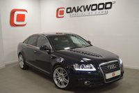 2010 AUDI A6 2.7 TDI S LINE SPECIAL EDITION 4d 187 BHP £9495.00