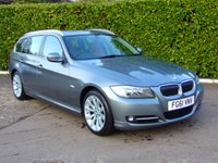 2011 BMW 3 SERIES 2.0 318D EXCLUSIVE EDITION TOURING 5d 141 BHP £7695.00