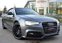 USED 2016 66 AUDI A5 2.0 TDI S LINE SPECIAL EDITION PLUS 2d 187 BHP ***REQUEST YOUR WHATSAPP VIDEO***