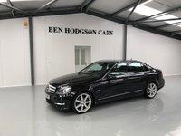 2012 MERCEDES-BENZ C CLASS 2.1 C220 CDI BLUEEFFICIENCY SPORT 4d AUTO 168 BHP £14000.00