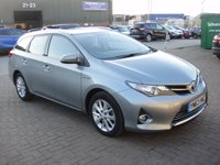 USED 2014 63 TOYOTA AURIS 1.8 VVT-I ICON 5d AUTO 98 BHP ANY PART EXCHANGE WELCOME, COUNTRY WIDE DELIVERY ARRANGED, HUGE SPEC