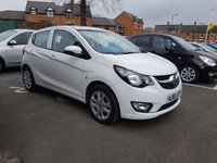 USED 2016 66 VAUXHALL VIVA 1.0 SE AC 5d 74 BHP VAUXHALL WARRANTY TO 2019!..CHEAP RUNNING COSTS WITH TRACTION CONTROL AND STOP/START!!..EXCELLENT FUEL ECONOMY!..LOW CO2 EMISSIONS..£20 ROAD TAX...FULL HISTORY...ONLY 6633 MILES FROM NEW!!