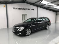 2011 MERCEDES-BENZ E CLASS 3.0 E350 CDI BLUEEFFICIENCY SPORT 5d AUTO 265 BHP £13000.00
