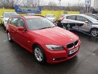 2011 BMW 3 SERIES 2.0 318D ES TOURING 5d 141 BHP £SOLD