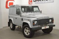 2009 LAND ROVER DEFENDER 2.4 90 COUNTY HARD TOP 1d 122 BHP £11995.00