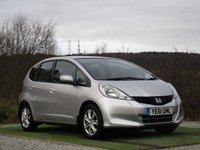 USED 2011 61 HONDA JAZZ 1.3 I-VTEC ES 5d AUTO 98 BHP