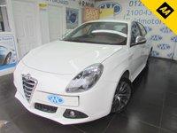 2012 ALFA ROMEO GIULIETTA 1.4 TB MULTIAIR SPORTIVA 5d 170 BHP £8295.00