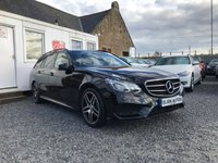 2015 MERCEDES-BENZ E CLASS E220 BlueTEC AMG Night Edition 2.1 CDI 7G-Tronic Plus 5dr ( 177 bhp ) £20995.00