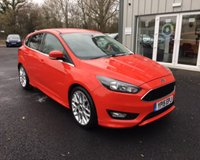 USED 2018 FORD FOCUS 1.5 ZETEC S ECOBOOST 150 BHP THIS VEHICLE IS AT SITE 1 - TO VIEW CALL US ON 01903 892224