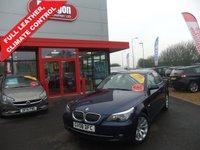 2008 BMW 5 SERIES 3.0 525I SE 4d AUTO 215 BHP £6495.00