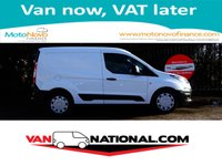 2015 FORD TRANSIT CONNECT 1.6 200 Panel Van 75 BHP (New shape one owner fsh) £6990.00