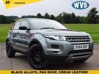 USED 2014 64 LAND ROVER RANGE ROVER EVOQUE 2.2 ED4 PURE TECH 5d 150 BHP 2WD