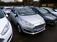 USED 2013 FORD FIESTA 1.0 TITANIUM THIS VEHICLE IS AT SITE 1 - TO VIEW CALL US ON 01903 892224