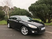 USED 2011 61 PEUGEOT 508 2.0 HDI SW ACTIVE 5d One Former Keeper | New Mot