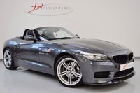 USED 2014 14 BMW Z4 2.0 Z4 SDRIVE28I M SPORT ROADSTER 2d 242 BHP PRO NAVIGATION CARBON FIBRE/FULL BMW HISTORY