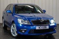 2011 SKODA OCTAVIA 2.0 VRS TFSI DSG 5d AUTO 198 BHP £8495.00