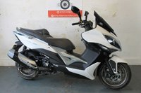 2015 KYMCO XCITING 400I ABS £3890.00