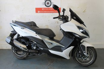 View our KYMCO XCITING 400I