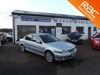 USED 2008 08 JAGUAR X-TYPE 2.0 S 4d 129 BHP