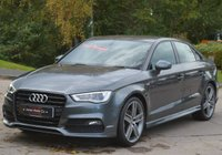 USED 2014 64 AUDI A3 1.4 TFSI S LINE 4d 148 BHP 8.9 APR FINANCE DEAL ON THIS CAR