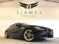 2015 BMW 6 SERIES 3.0 640D M SPORT GRAN COUPE 4d AUTO 309 BHP £24990.00