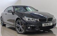 USED 2014 64 BMW 4 SERIES 3.0 435D XDRIVE M SPORT 2d AUTO 309 BHP