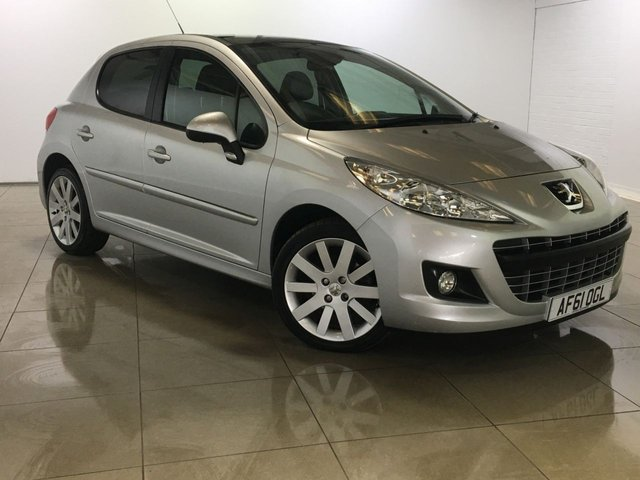 View our 2011 61 PEUGEOT 207 1.6 HDI ALLURE 5d 112 BHP