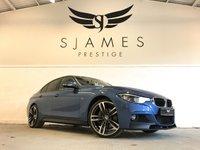 2017 BMW 3 SERIES 3.0 335D XDRIVE M SPORT 4d AUTO 308 BHP £25990.00