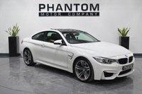 2014 BMW 4 SERIES 3.0 M4 2d AUTO 426 BHP £31990.00