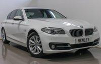 2014 BMW 5 SERIES 2.0 520D SE 4d AUTO 188 BHP £14990.00