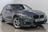 2016 BMW 3 SERIES 2.0 320D XDRIVE M SPORT 4d AUTO 188 BHP £18990.00