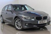 2015 BMW 3 SERIES 2.0 320D EFFICIENTDYNAMICS BUSINESS TOURING 5d AUTO 161 BHP £15490.00