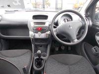 USED 2011 61 PEUGEOT 107 1.0 URBAN 5d 68 BHP £20.00 PER YEAR ROAD TAX