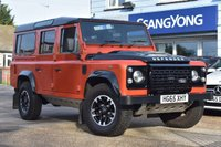 USED 2016 65 LAND ROVER DEFENDER 110 LWB  ADVENTURE 2.2d LIMITED EDITION 1 OF ONLY 600 MADE THE CAR FINANCE SPECIALIST