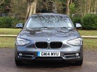 USED 2014 14 BMW 1 SERIES 2.0 116D SPORT 5d 114 BHP £175 PCM with £995 Deposit