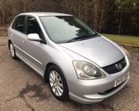 2005 HONDA CIVIC 2.0 TYPE-S 5d 160 BHP £1350.00