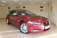 2014 JAGUAR XF 2.2 D LUXURY 4d AUTO 163 BHP